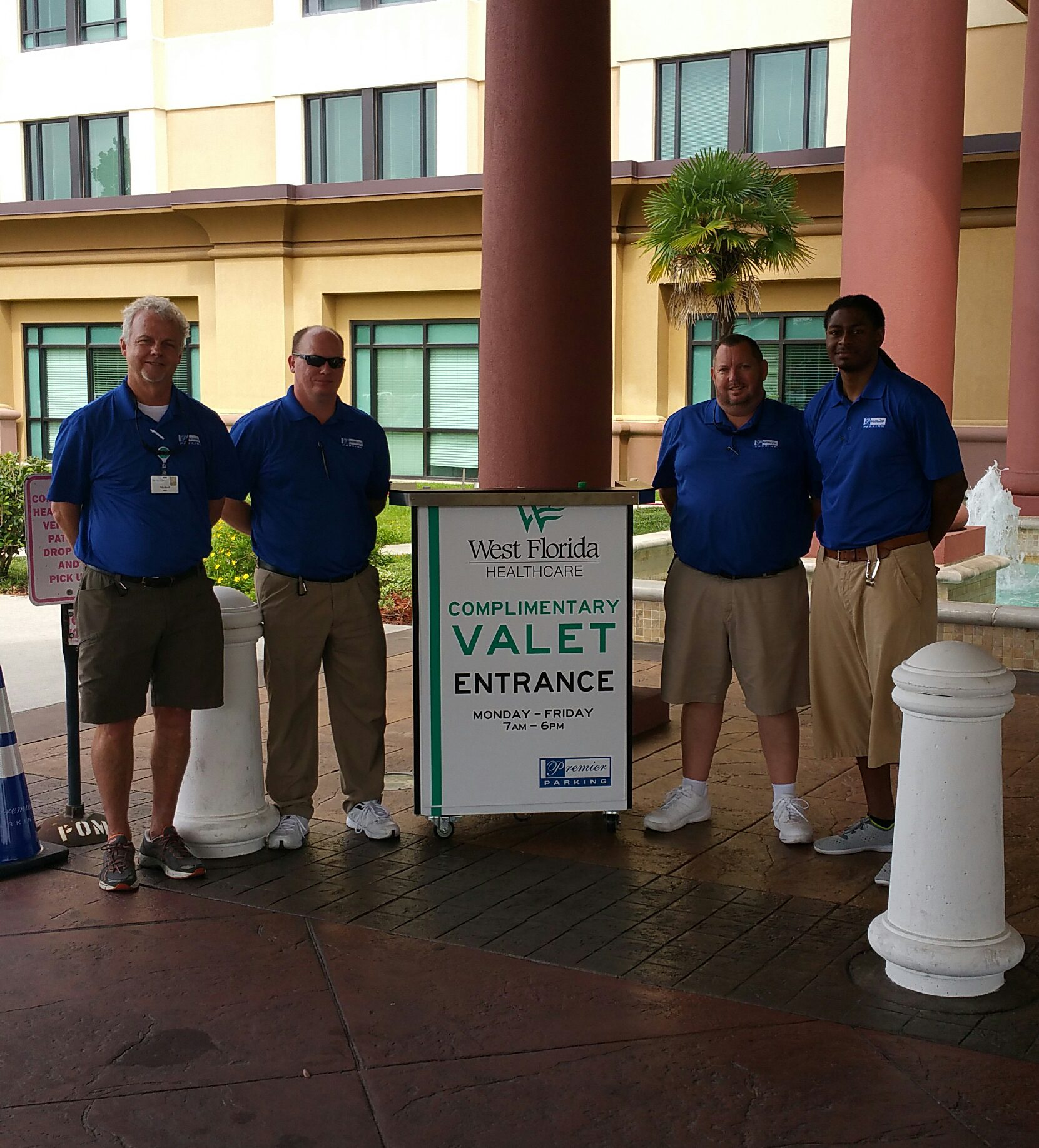 West Florida Hospital - ValetTeam